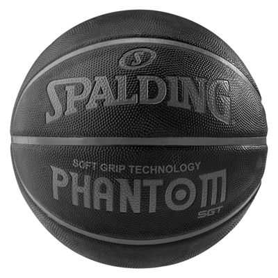 Spalding NBA Phantom Sponge Rubber Outdoor Basketball - Size 7