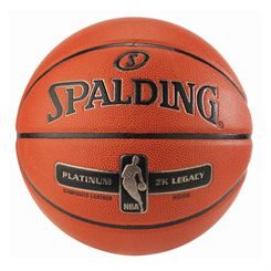 Spalding NBA Platinum ZK Legacy Indoor Basketball