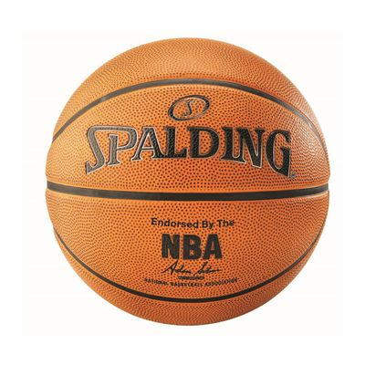Spalding NBA Platinum Outdoor Basketball-bac