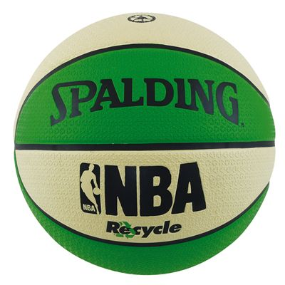Spalding NBA Recycle Basketball