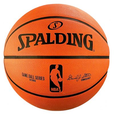 Spalding NBA Replica Game Ball - Outdoor