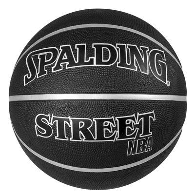 Spalding NBA Street Black Basketball