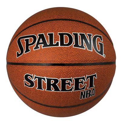 Spalding NBA Street Brick Basketball