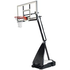 Spalding NBA Ultimate Hybrid Portable Basketball System