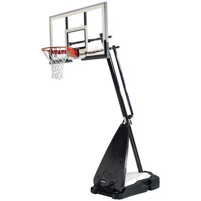Spalding NBA Ultimate Hybrid Portable Basketball System