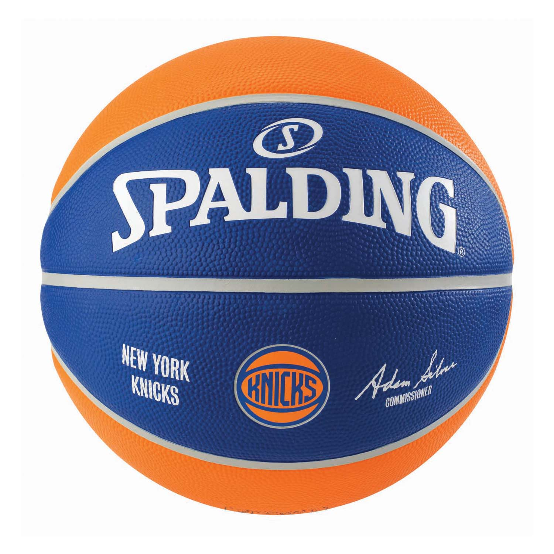 Nba Basketball New York Knicks: Spalding New York Knicks NBA Team Basketball