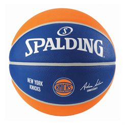 Spalding New York Knicks NBA Team Basketball
