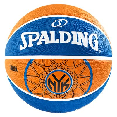 Spalding New York Knicks Team Basketball - Size 7