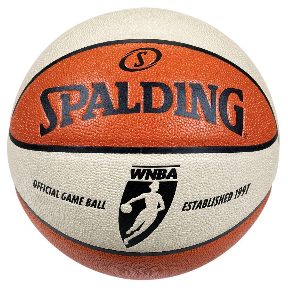 spalding official wnba game basketball. Black Bedroom Furniture Sets. Home Design Ideas