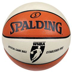 Spalding Official WNBA Game Basketball