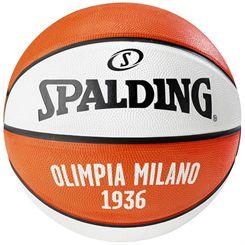 Spalding Olimpia Milano Euroleague Team Basketball