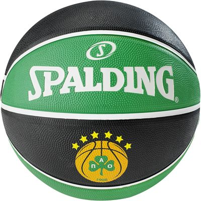 Spalding Panathinaikos Euroleague Team Basketball