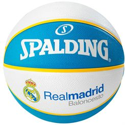 Spalding Real Madrid Euroleague Team Basketball