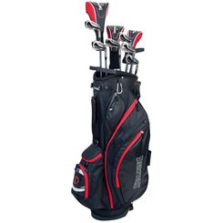 Spalding Red Tour Mens Golf Package Set