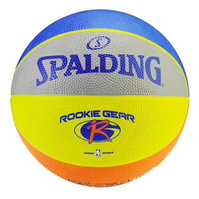 Spalding Rookie Gear Basketball - Multicolour