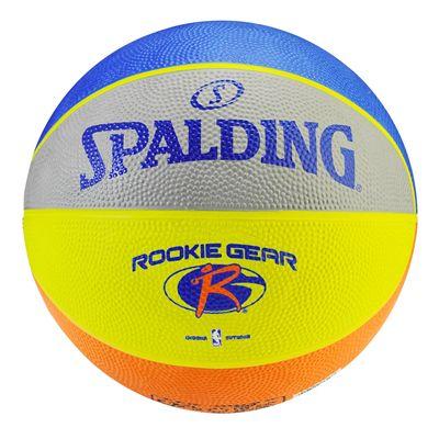 Spalding Rookie Gear Basketball - Multicolour