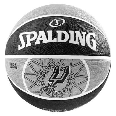 Spalding San Antonio Spurs Team Basketball - Size 5