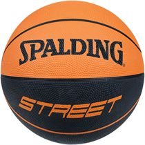Spalding Street Soft Touch Rubber Basketball