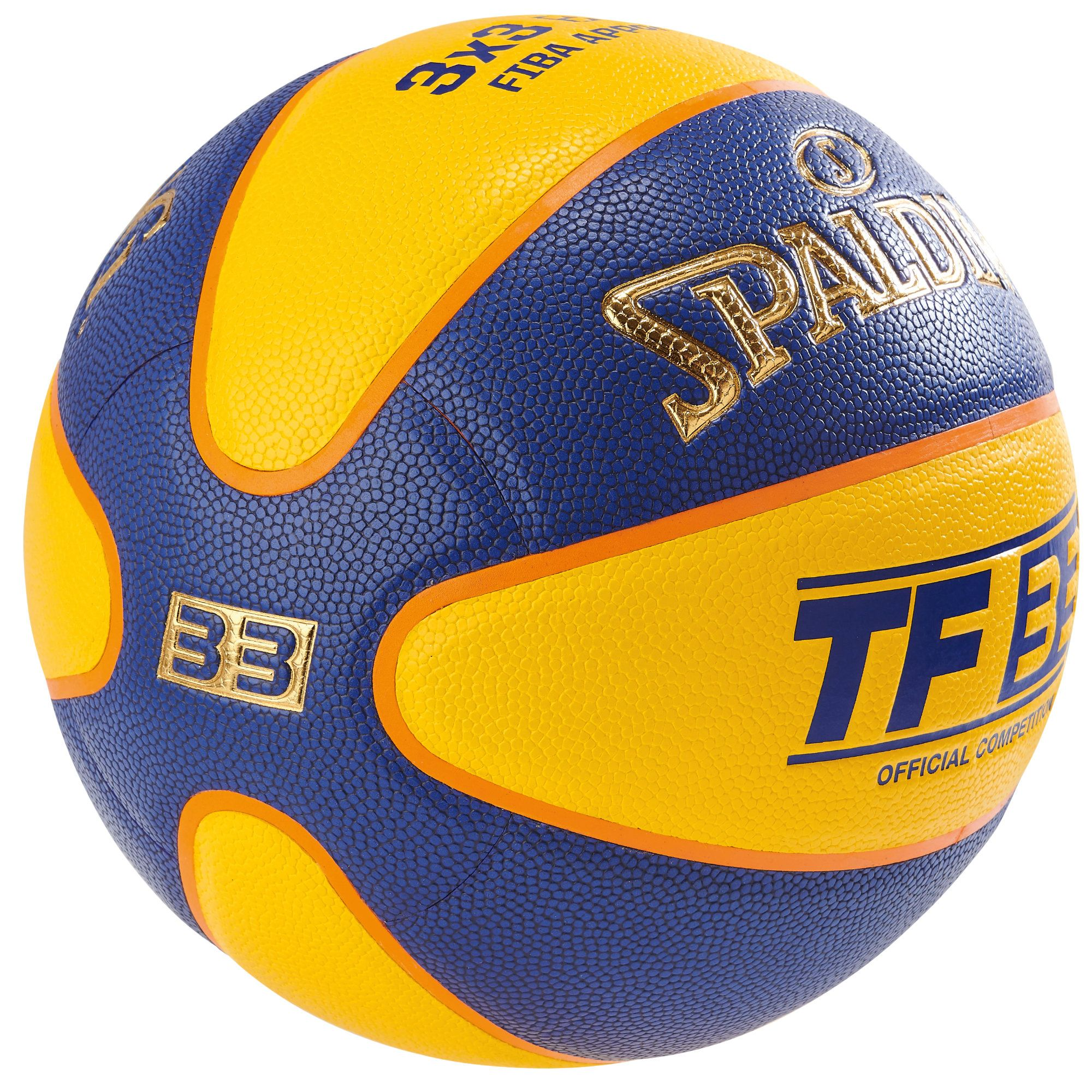 Fitness Design Gym Gym: Spalding TF 33 FIBA 3x3 Official Game Indoor And Outdoor