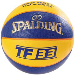 Spalding TF 33 FIBA 3x3 Official Game Outdoor Basketball