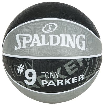Spalding Tony Parker Basketball - Back