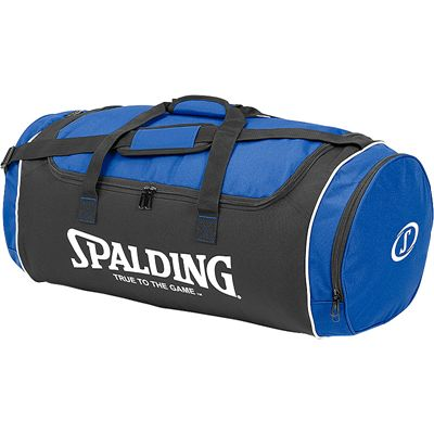 Spalding Tube Large Sport Bag - Royal-Black-White