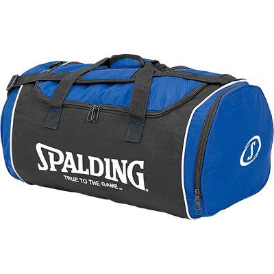 Spalding Tube Medium Sport Bag - Royal-Black-White
