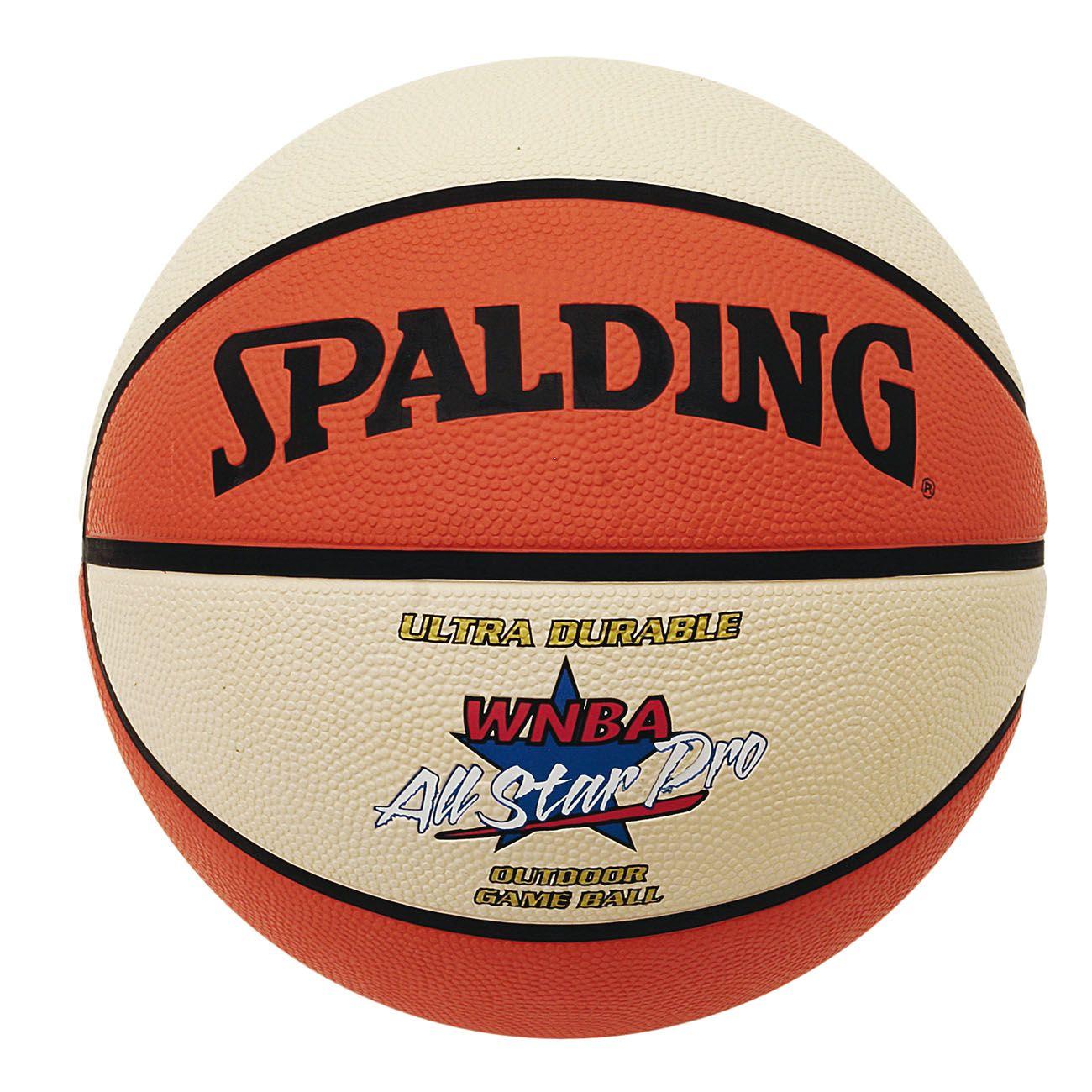 spalding wnba all star pro outdoor basketball. Black Bedroom Furniture Sets. Home Design Ideas