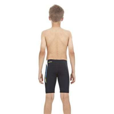 Speedo DivePower Placement Panel Boys Jammer Back