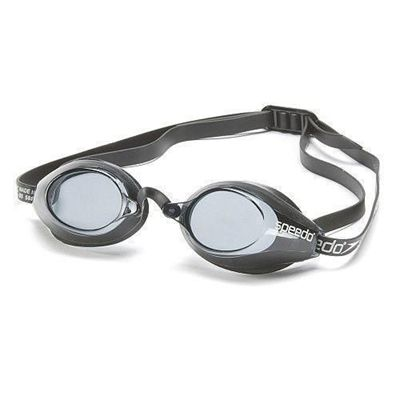 Speedo SpeedSocket Swimming Goggles - Smoke