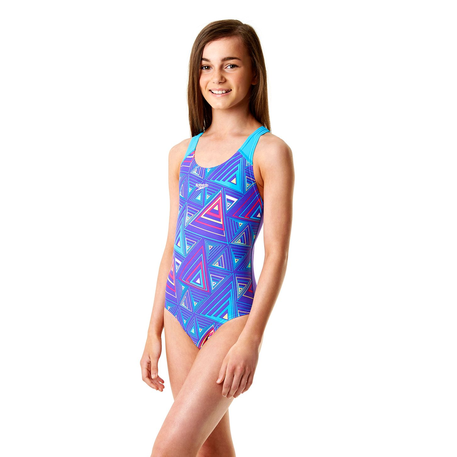 girls' swimwear Your water-loving girls should be equipped with swimwear for every occasion. Cleaning chlorine and salt water-sodden clothes is never an appealing process.