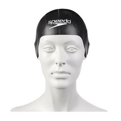 Speedo Aqua V Silicone Swimming Cap