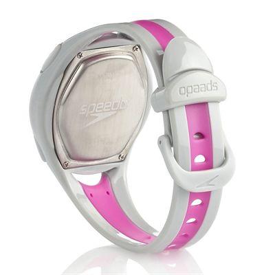 Speedo Aquacoach - Pink/Grey - Back