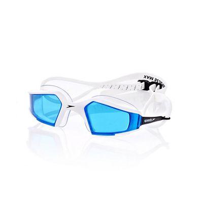 Speedo Aquapulse Max Goggles - Blue/White
