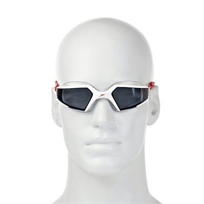 Speedo Aquapulse Max Goggles - Smoke/Red