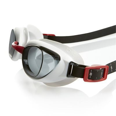 Speedo Aquapure Goggle red smoke - fifth