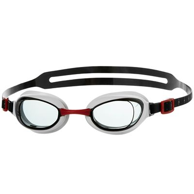 Speedo Aquapure Goggle red smoke - fourth