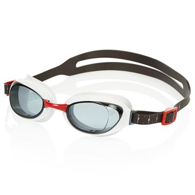 Speedo Aquapure Goggle red smoke - third