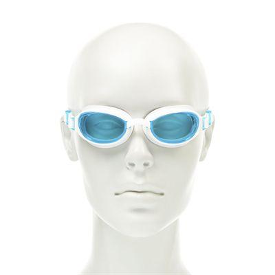 Speedo Aquapure Ladies Goggle white blue - main image