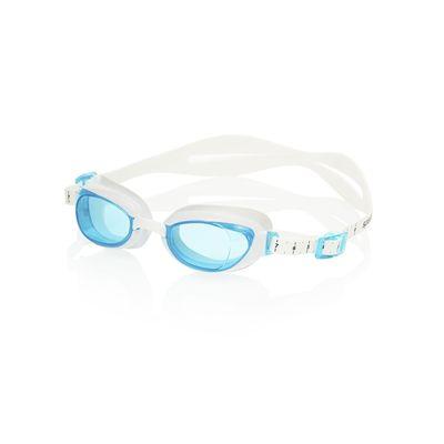 Speedo Aquapure Ladies Goggle white blue - secondary