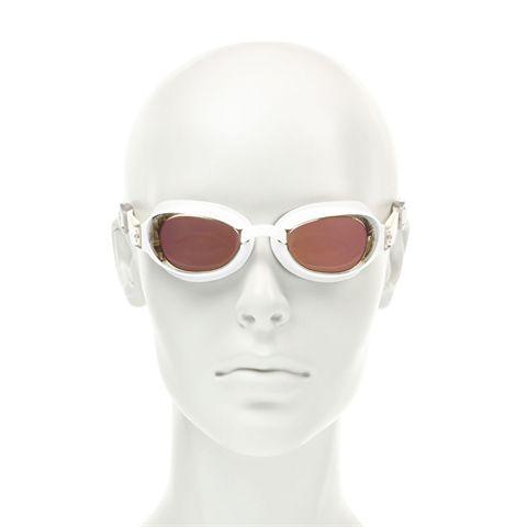 Speedo Aquapure Mirror Ladies Swimming Goggles