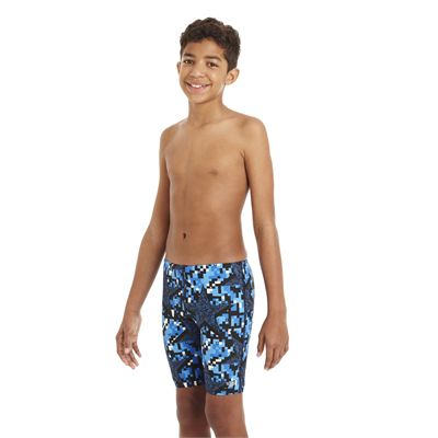 Speedo ArrowJet Allover Boys Jammer