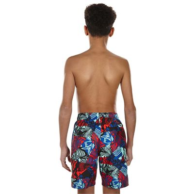 Speedo Astro Ignite Printed Leisure 17 Inch Boys Watershorts - Side - Back