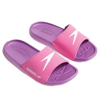 Speedo Atami Core Slide Girls Pool Sandals - Main