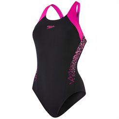 Speedo Boom Splice Racerback Ladies Swimsuit SS17
