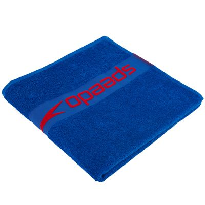 Speedo Border Towel - Folded