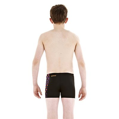Speedo Boys FluidBlade Placement Aquashort Back