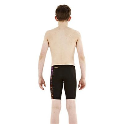 Speedo Boys FluidBlade Placement Panel Jammer Back