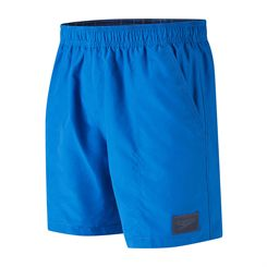 Speedo Check Trim Leisure 16 Inch Mens Watershorts