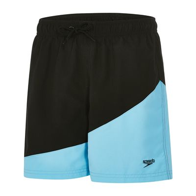 Speedo Colour Block 15 Inch Boys Watershorts
